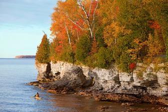 Fall Getaway in Door County's Sturgeon Bay   Midwest Living