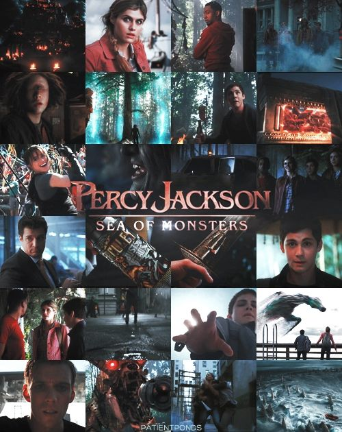 percy jackson sea of monsters | Percy Jackson: sea of monsters