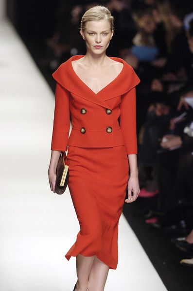 Céline at Paris Fall 2004