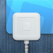 Square credit card reader.  I use this for my Tomboy Tools business.  Process credit cards anywhere.  Apple App Store.