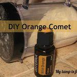 Orange Comet-DIY