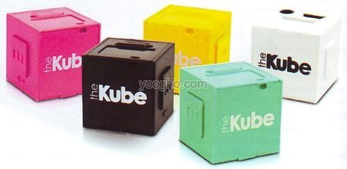 THE KUBE | MP3 TERKECIL DI DUNIA