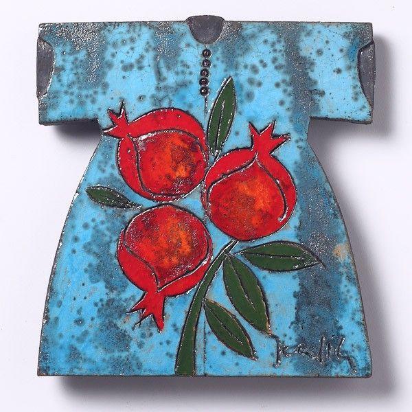 nar kaftan Pomegranate