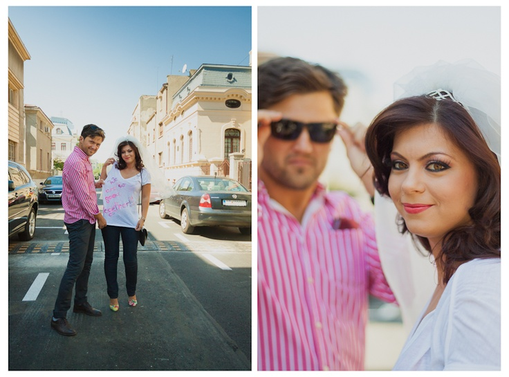 Mr and Mrs Nițu – wedding -
