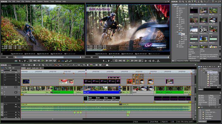 Edius Pro 7 Screenshots