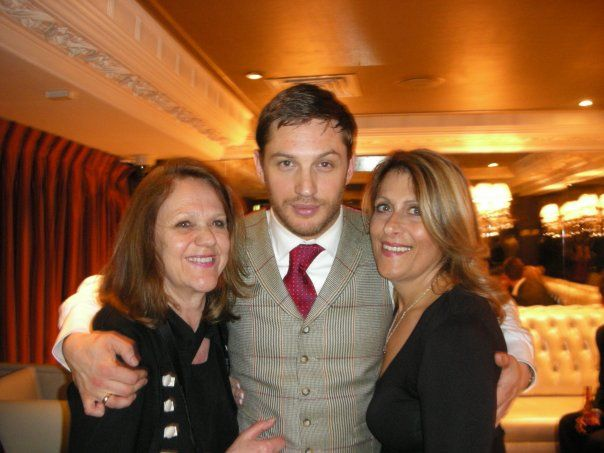 10 Best Tom Hardy Family Images By Tomhardyitalia On -7991