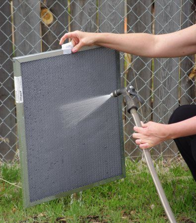 Switch to an electrostatic air filter