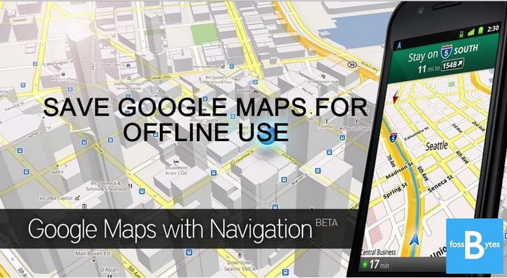 How To Save Google Maps for Offline Use  #news