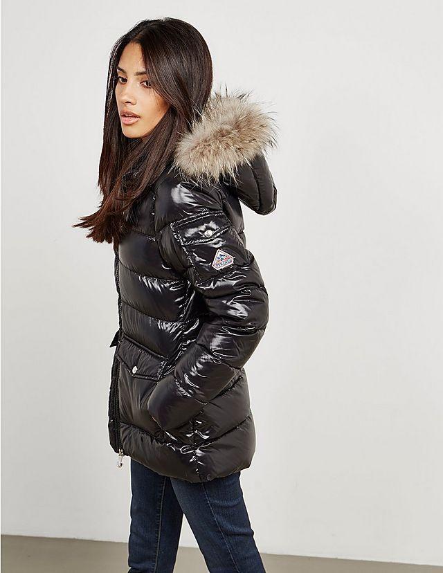 9cd6094ff Pyrenex Authentic Padded Shiny Jacket