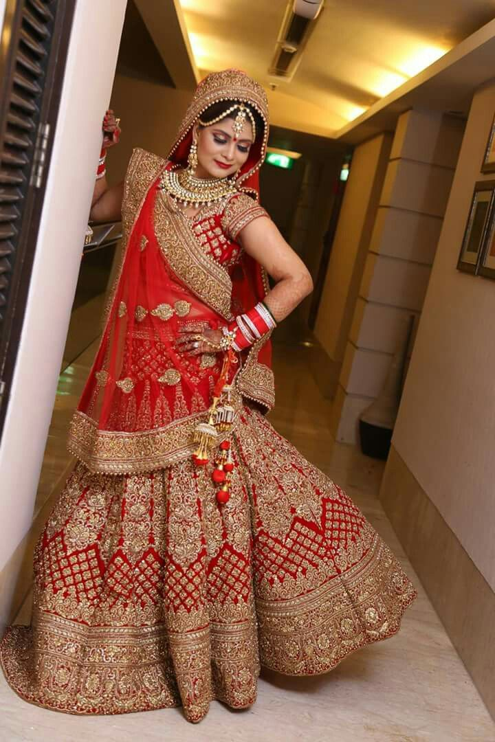 Royal Indian Bride
