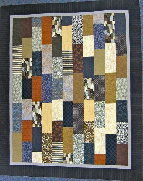 Quilt Pattern For Men & Geared For Guys Blog Hop And Giveaway ... : quilt patterns for men - Adamdwight.com