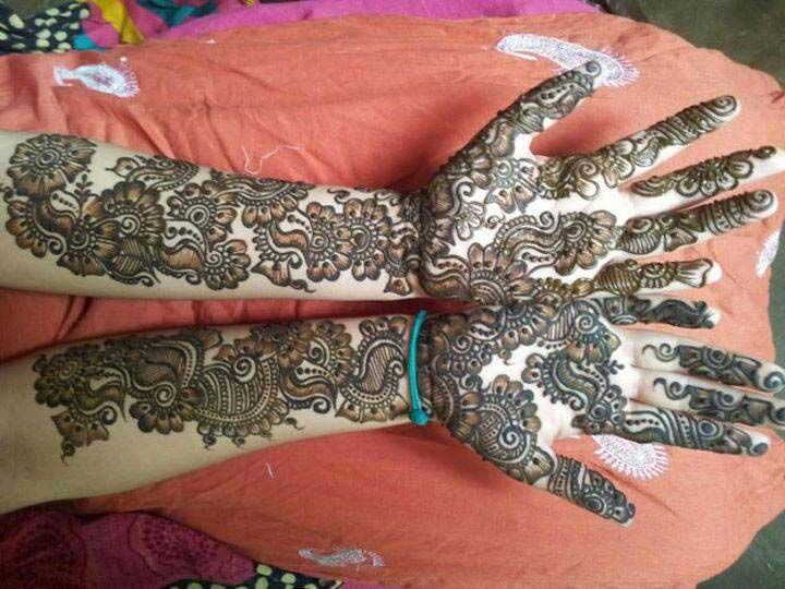 1000 ideas about bridal henna designs on pinterest
