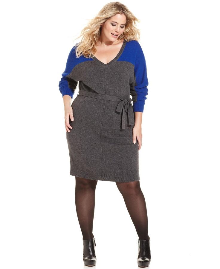 Dkny jeans plus size dresses