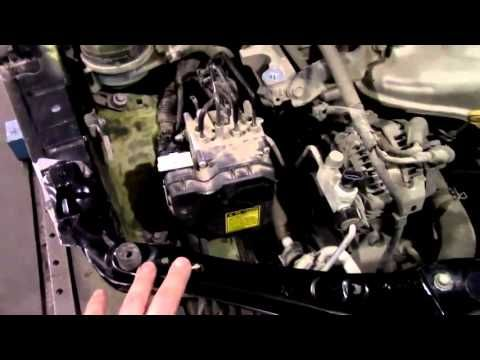 Кузовной ремонт. Тойота Камри, финиш.  Body repair.