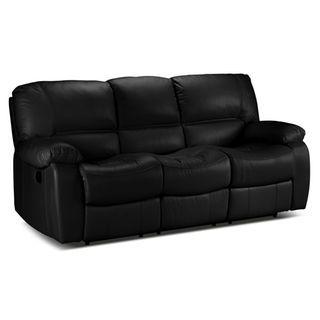 Piermont Sofa inclinable - noir