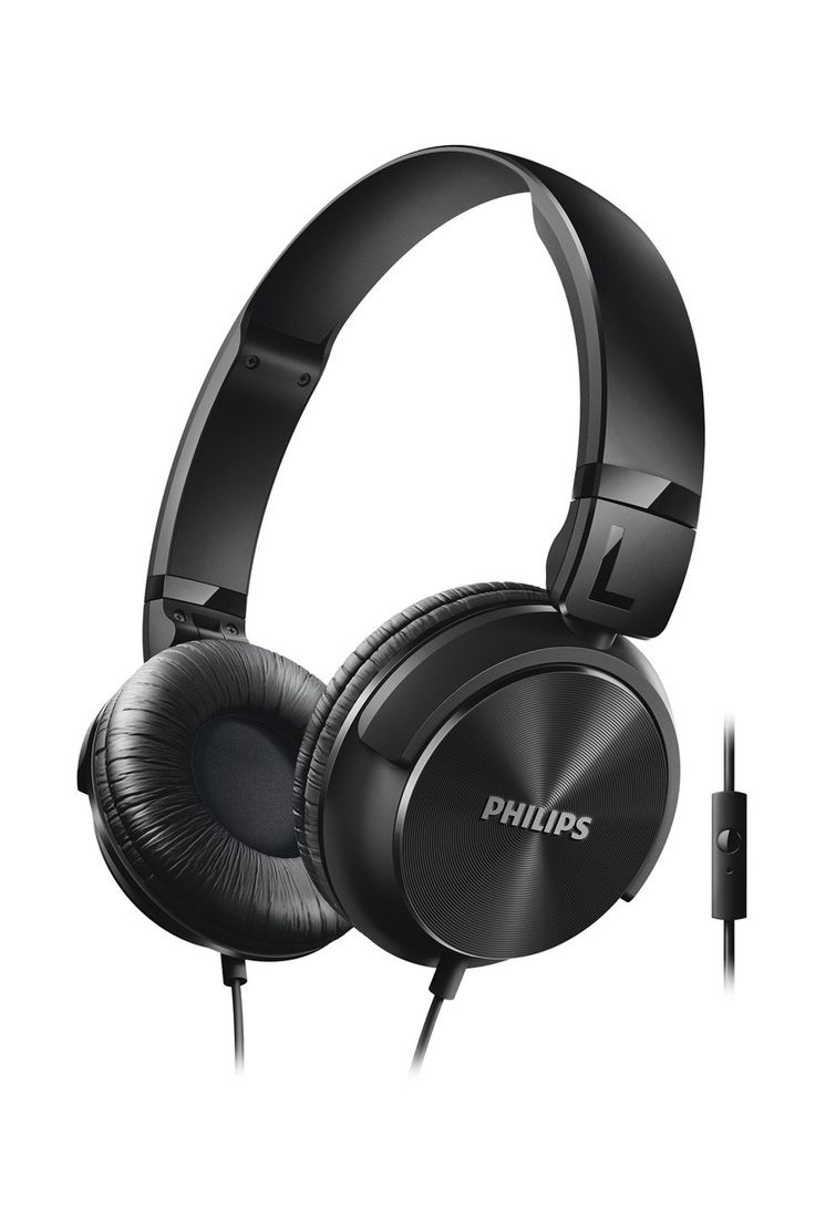Słuchawki Słuchawki  - Philips - Słuchawki SHL3065BK/00