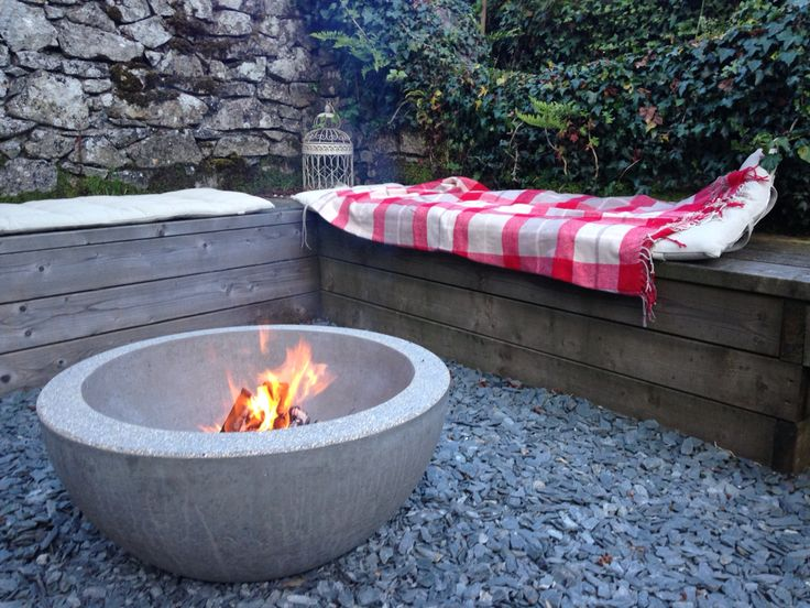 #fire bowls #Cornwall by halodesign.co