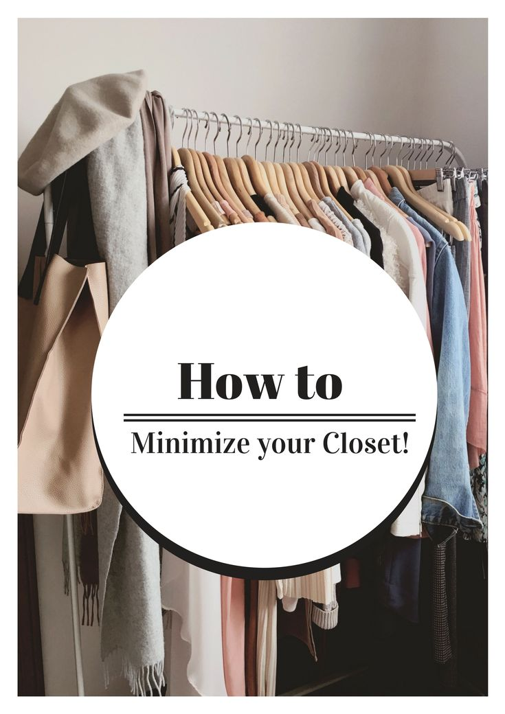 Reduce clothing waste and create your capsule wardrobe!