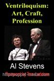Learn Ventriloquism from the ground up as taught by a master GET IT NOW <> http://amzn.to/2daGRYc  Master the following: #Technique, #comedy, #performance, #equipment, #promotion, and #show #business. BUY IT NOW <> http://amzn.to/2daGRYc