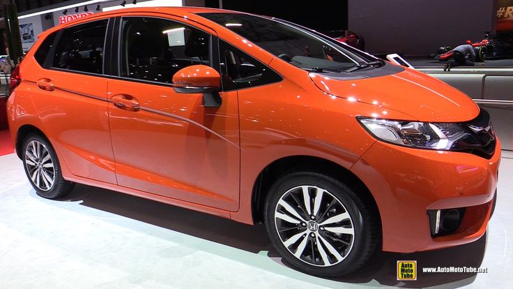 2016 Honda Jazz - Exterior and Interior Walkaround - 2015 Geneva Motor Show