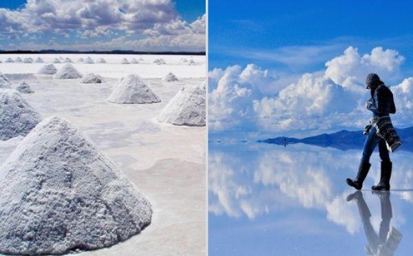 Krajina v srdci Južnej Ameriky, Bolívia, ukrýva čarovné miesto plné soli. Čo všetko tu nájdeme