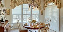 Rustic Calmness With French Country Window Treatments Four French Country Dining Room Window Treatments French Country Window Treatments Valances French Country B Captivating French Country Window Treatments Window Treatments