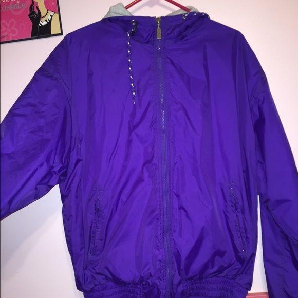 Purple Rain Coat! Make me an offer! Holloway Jackets & Coats ...