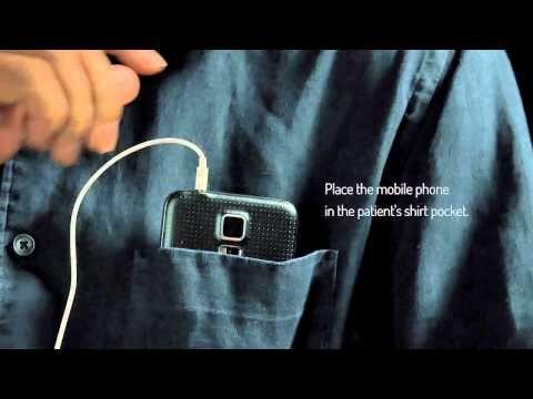 Samsung Memory Recaller:老人痴呆症患者,通過手機辨識人臉和語音提醒,可以知道眼前是什麼人 #mobile #face #voice…