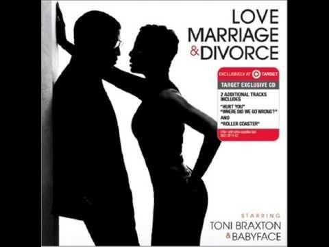 "Toni Braxton & Babyface: ""One"" (LMD Bonus Track) I could walk down the aisle to this song, love the lyrics"