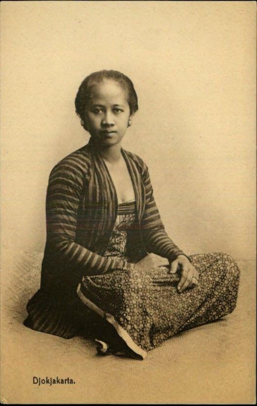 Indonesia, Javanese Woman