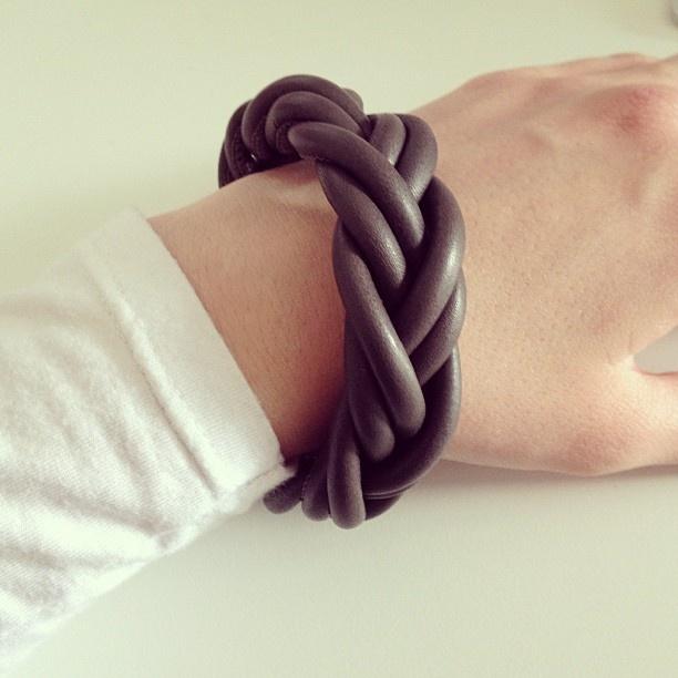 #atelieraltrecosedilu nuovo #bracciale #shopping #fashion #milan #italy via @Beatrice Ferrarini
