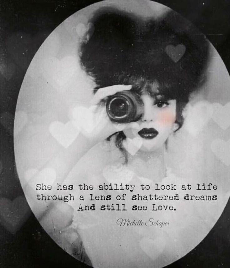#shattered dream #still see love