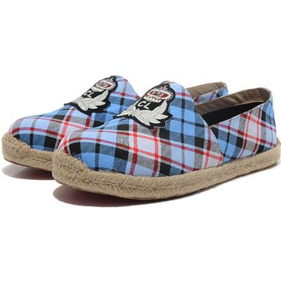 Loafer, Color : Multicolor, Material : Cotton, Collection : Classic