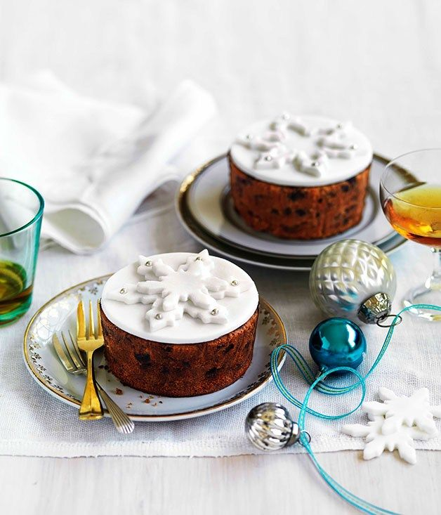 """Christmas cakes 