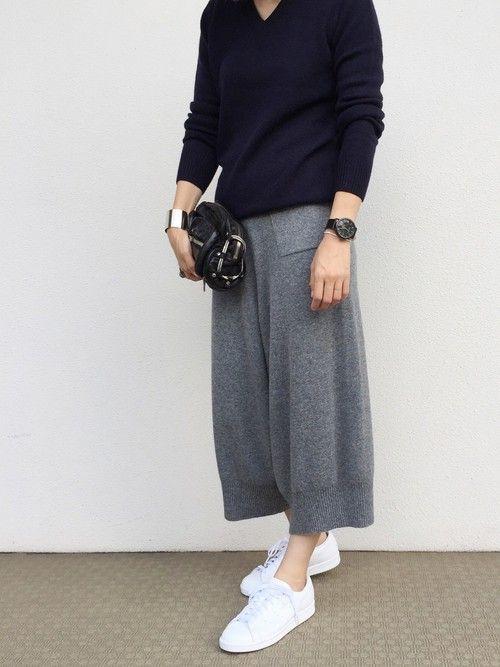cota_ra│ENFOLD'sKnitwearLooksWEAR