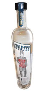 Counter Gin - Small Batch Aromatic Gin made locally in Seattle WA