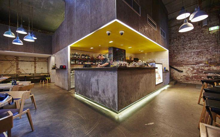 The Flour Factory: Bar in Perth WA - Venue Menu