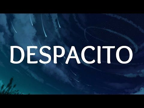 Justin Bieber – Despacito (Lyrics) ft. Luis Fonsi & Daddy Yankee [Pop] - YouTube