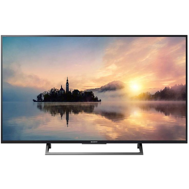 "Foto 1 - Smart TV Led 55"" Sony KD-55X705E Ultra HD 4K Conversor Digital Integrado 3 HDMI 3 USB Wi-Fi"