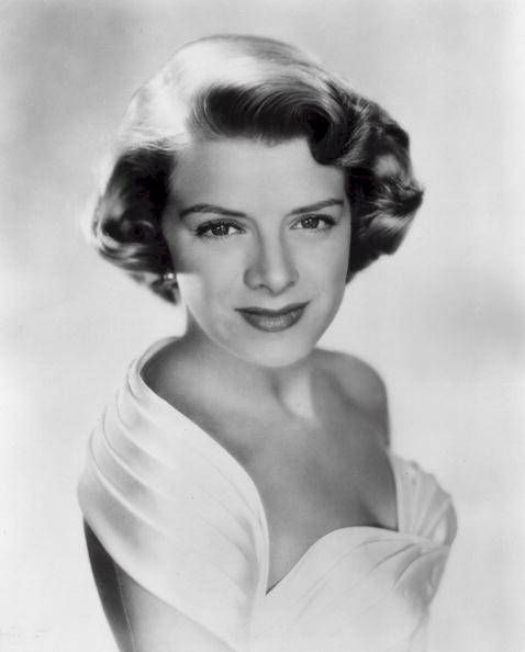 Rosemary Clooney - She is such a talented performer and a naturally beautiful woman! :)