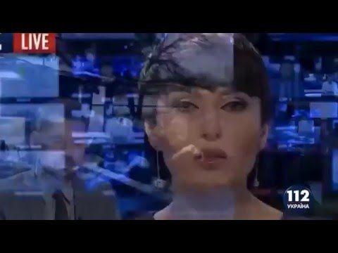 Не показанное интервью  на украинском ТВ