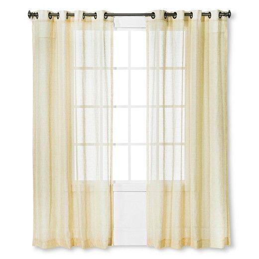Sheer Curtains beige sheer curtains : 1000+ ideas about Sheer Curtains on Pinterest | Curtains, Curtains ...