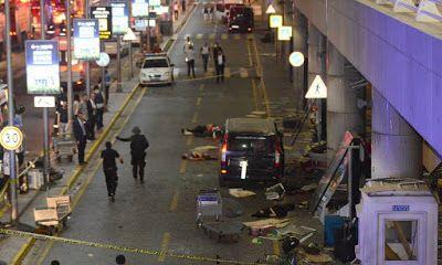 Atentado em aeroporto de Istambul deixa 28 mortos na Turquia: ift.tt/2923vQ7