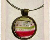 Pendentif vintage en bronze ° Aphrodite et Salomés ° : Pendentif par rainbowpalette