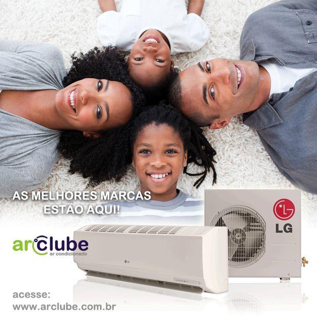 LG, Samsung, Carrier, Midea, Rheem, Elgin e outras marcas, você encontra aqui!  www.arclube.com.br