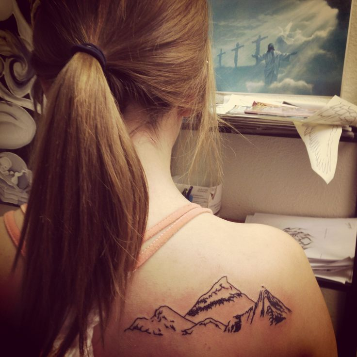 10 best images about mountain tattoos on pinterest rocky mountains heart rate and andes mountains. Black Bedroom Furniture Sets. Home Design Ideas