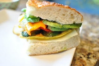 Grilled veggies, Veggies and Sandwiches on Pinterest