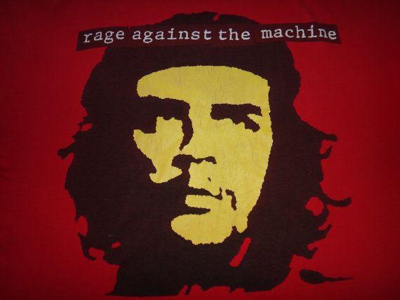 rage against the machine che guevara
