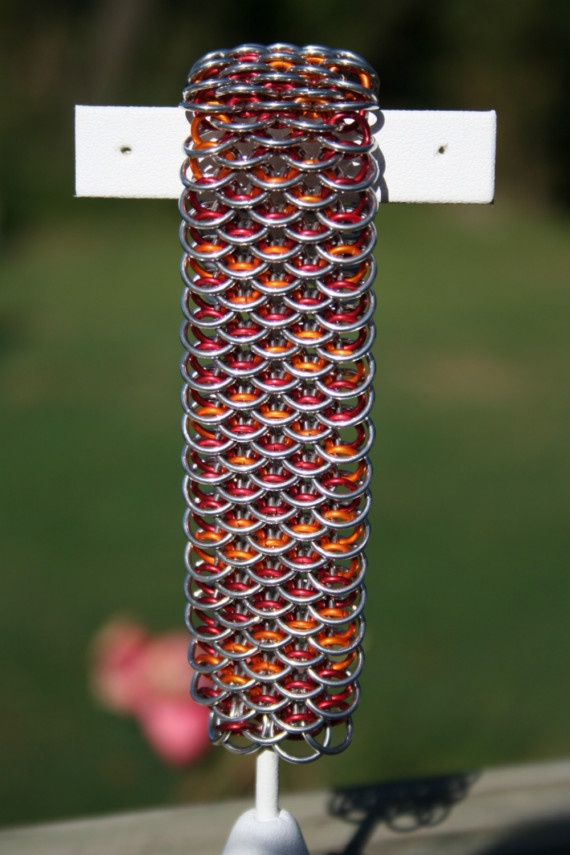 17 Images About Chain Maille Weaves And Chains On