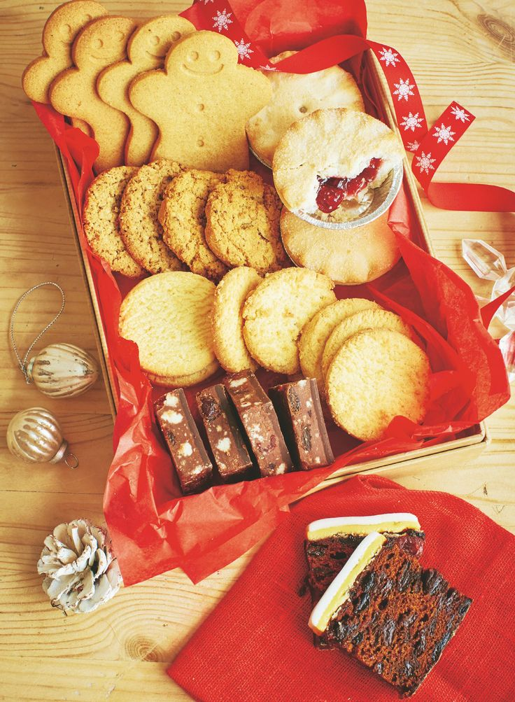 Free From Christmas treats